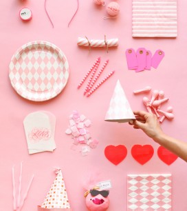Think pink! | Oh Happy Day!