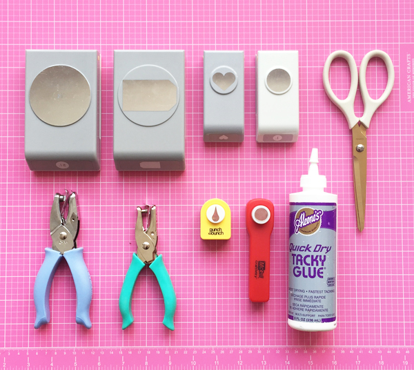 Tutti Frutti 'Punch' Tags | Oh Happy Day!
