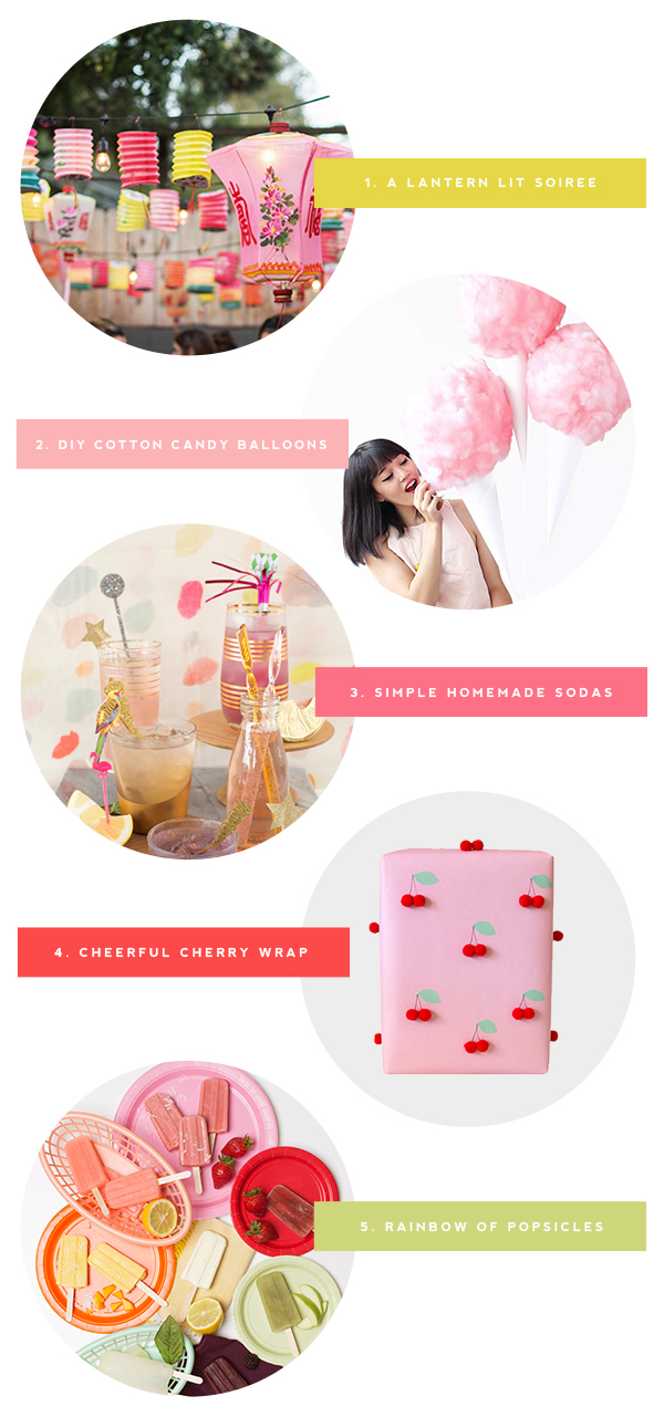 Favorite Party Ideas This Week | Oh Happy Day