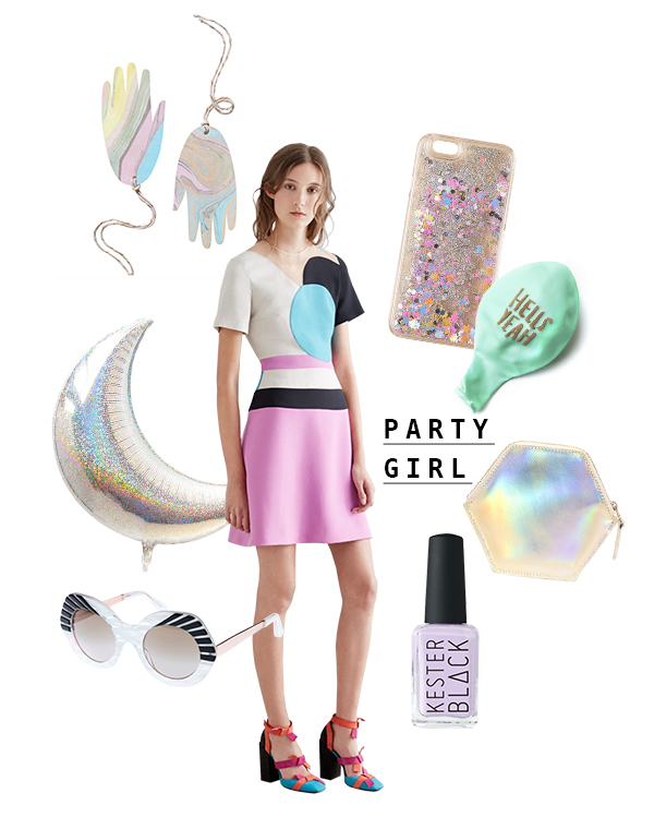 Party Girl | Oh Happy Day