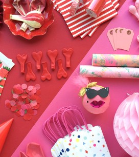 Cute Party Supplies from Oh Happy Day Party Shop