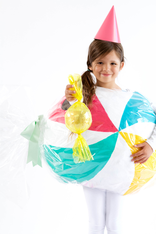 Round Candy Costume | Oh Happy Day!