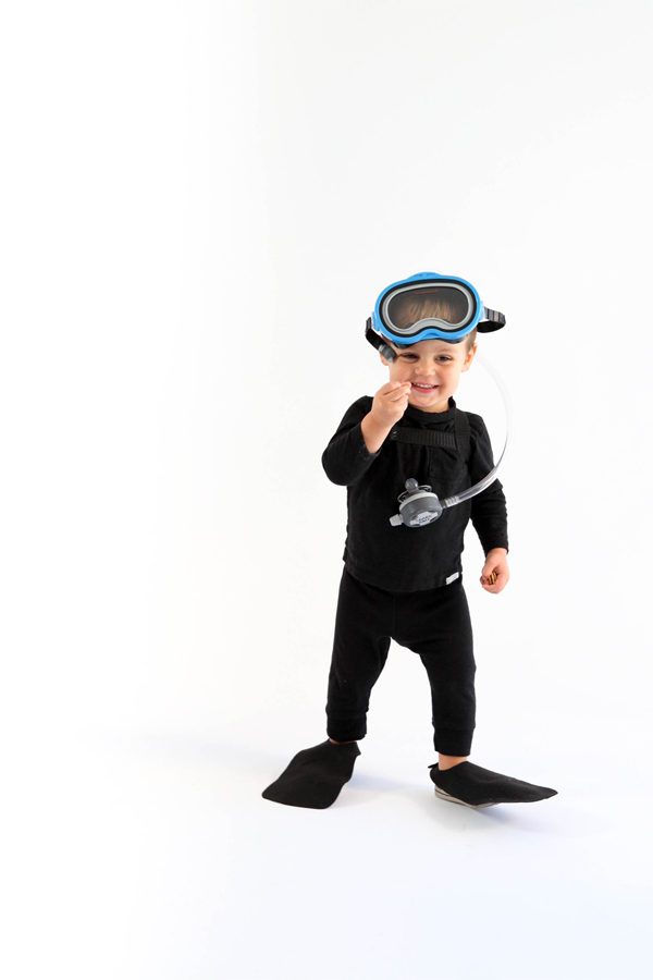 Scuba Diver Costume | Oh Happy Day!
