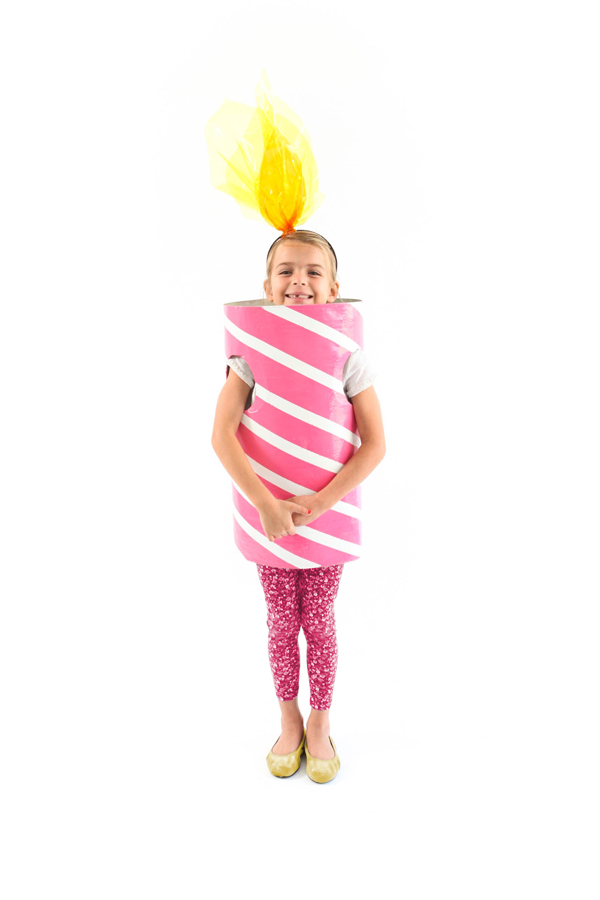 Birthday Candle Costume | Oh Happy Day!