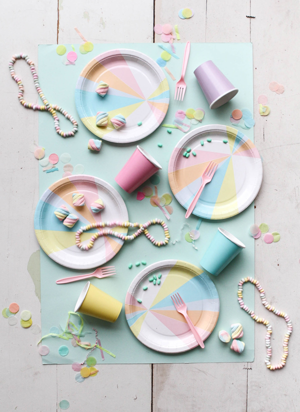 A Pastel Party! | Oh Happy Day!