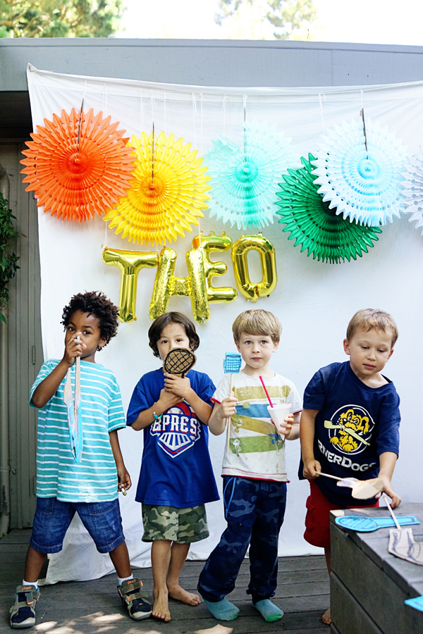 Music Themed Kids Party | Oh Happy Day!