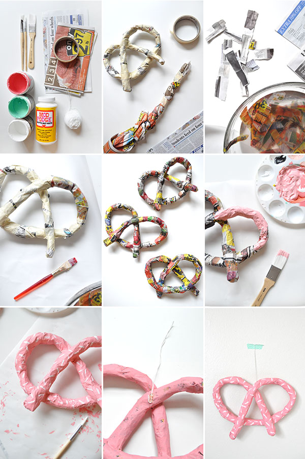 Pastel Pretzel Party | Oh Happy Day