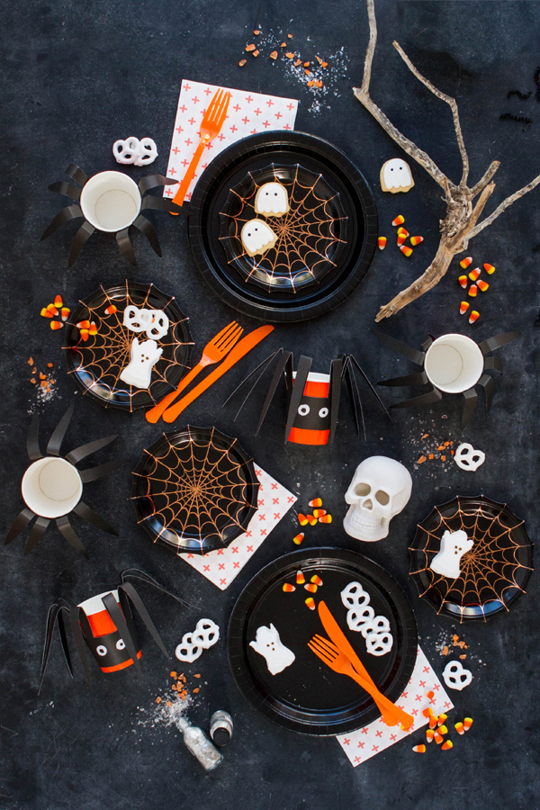 Halloween Party Supplies | Oh Happy Day!