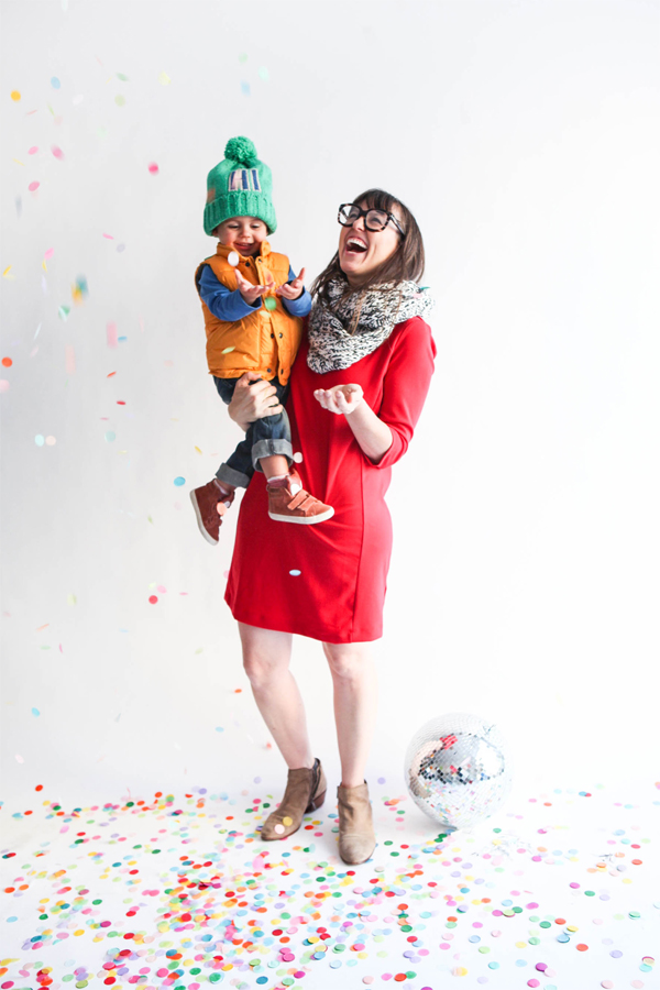 Tips for Holiday Portraits | Oh Happy Day!