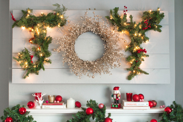 DIY Joy Wreath Sign | Oh Happy Day!