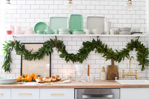 Christmas Brunch | Oh Happy Day!