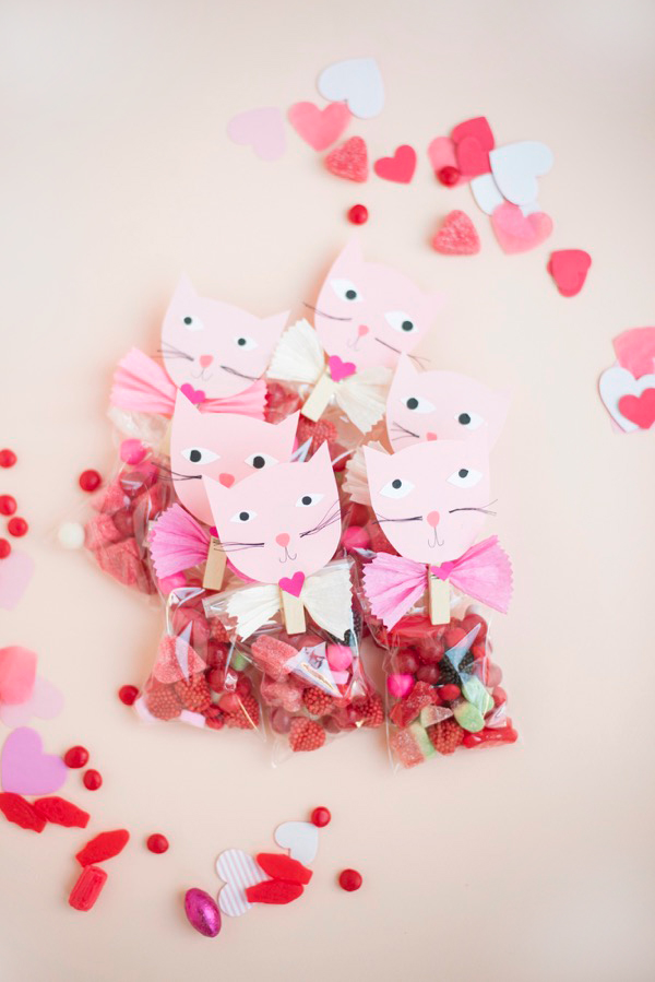 Cat Valentine's Favors DIY | Oh Happy Day!