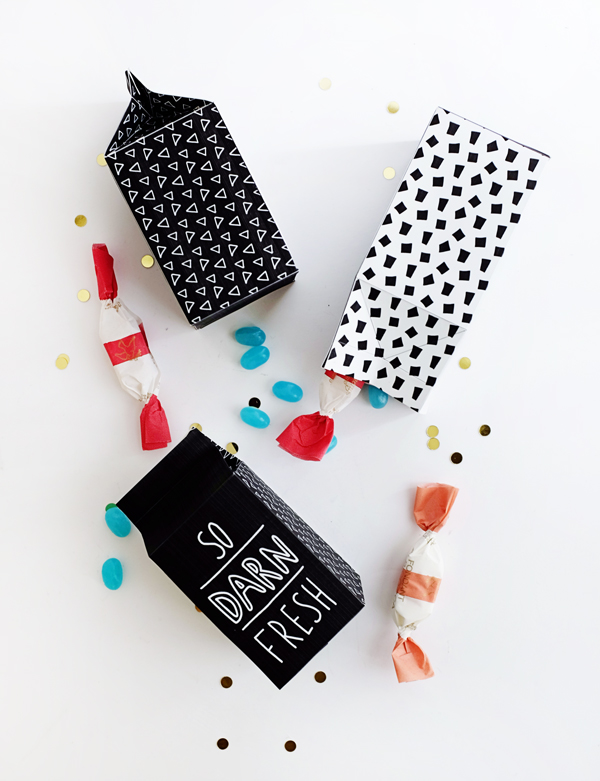 Printable Candy Cartons | Oh Happy Day!