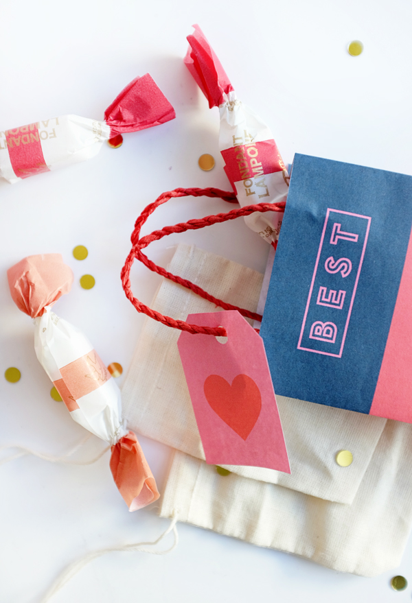 Printable Mother's Day Gift Bags   Oh Happy Day!