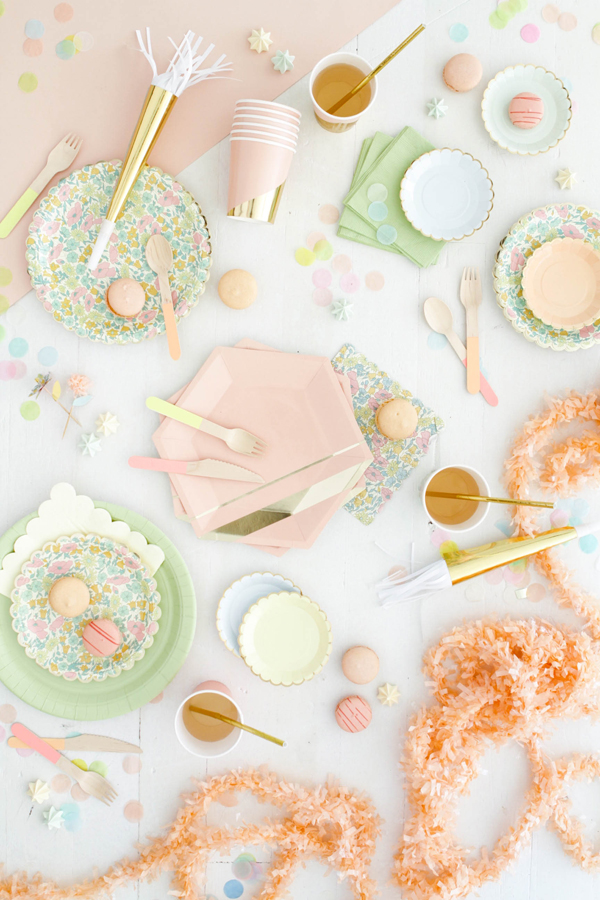 3 Mix and Match Parties | Oh Happy Day!