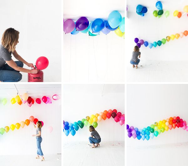 A Rainbow Baby Shower | Oh Happy Day!