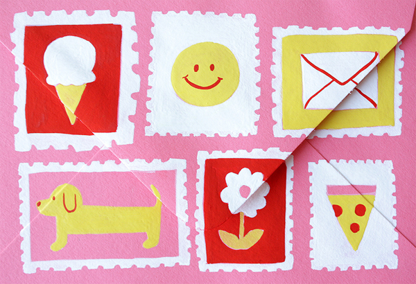 Happy Mail: Letters | Oh Happy Day!