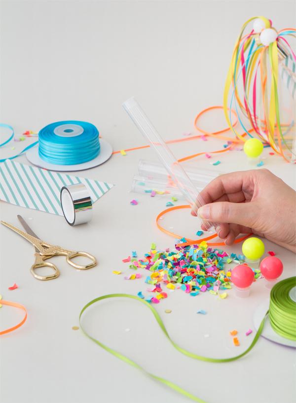 DIY Maypole Confetti Favors | Oh Happy Day!