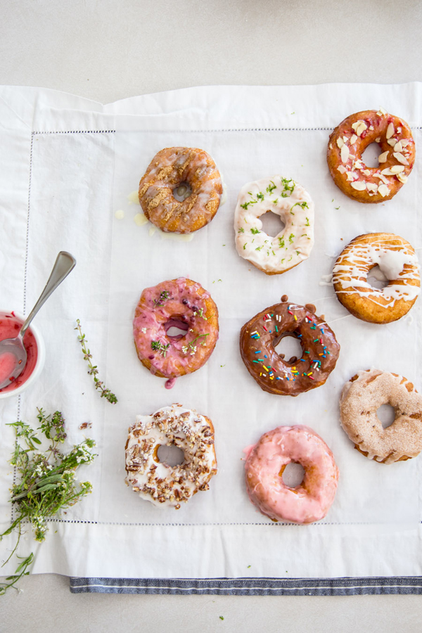 9 Brilliant Recipe Ideas for National Donut Day | Oh Happy Day!