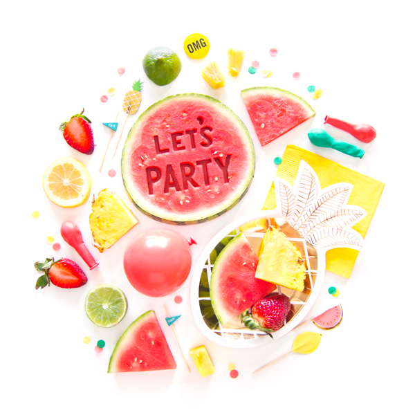 Let's Party! | Oh Happy Day!