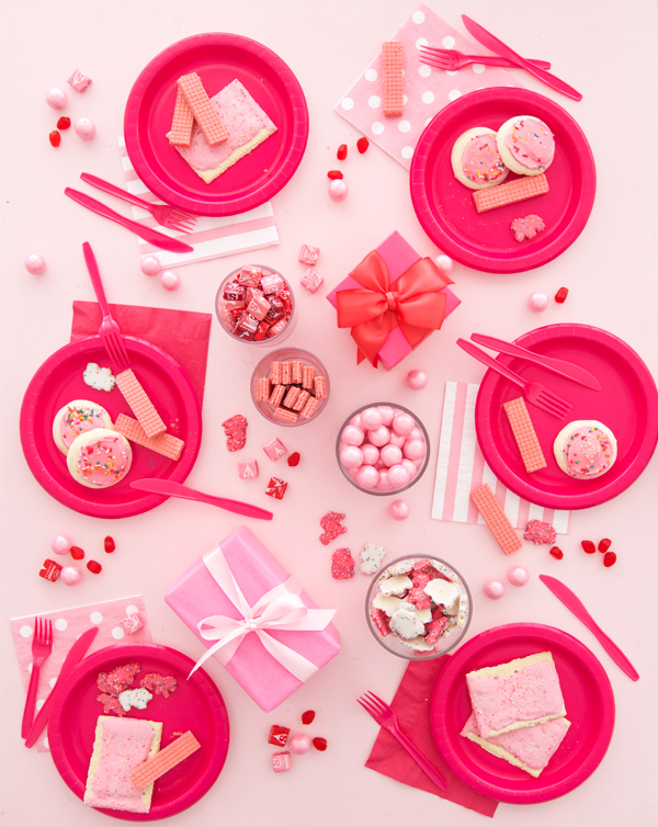 How to Throw A Party In An Hour | Oh Happy Day!
