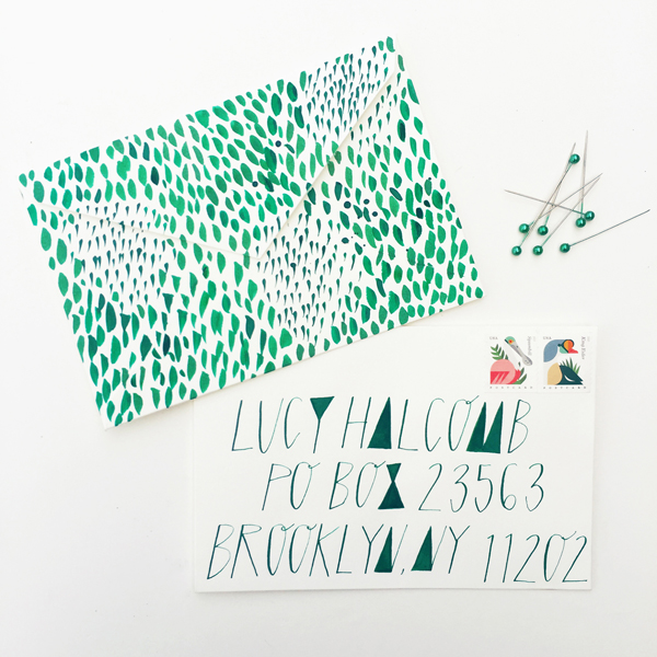 Happy Mail: Summertime | Oh Happy Day!