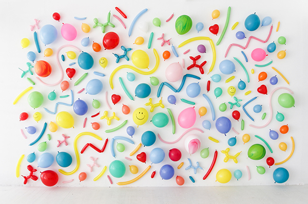 Balloon Wall Photobooth | Oh Happy Day!