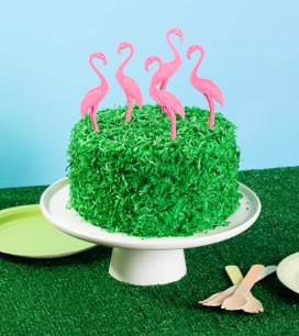 flamingo-cake-whole-with-plates600