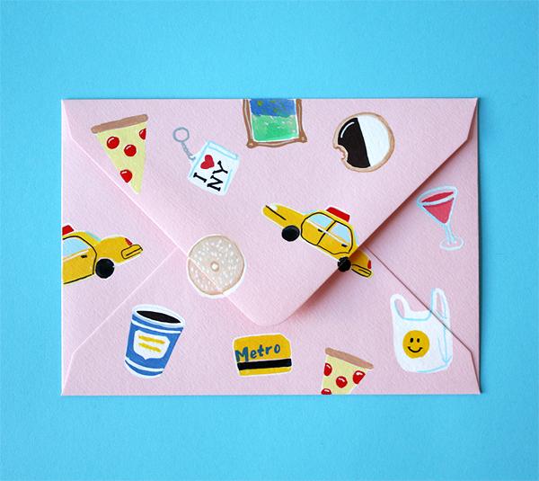 Happy Mail: NYC