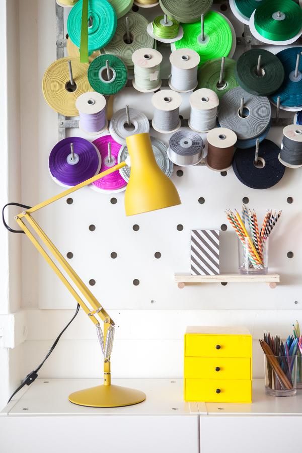 Oh Happy Day Studio Tour: Craft Area