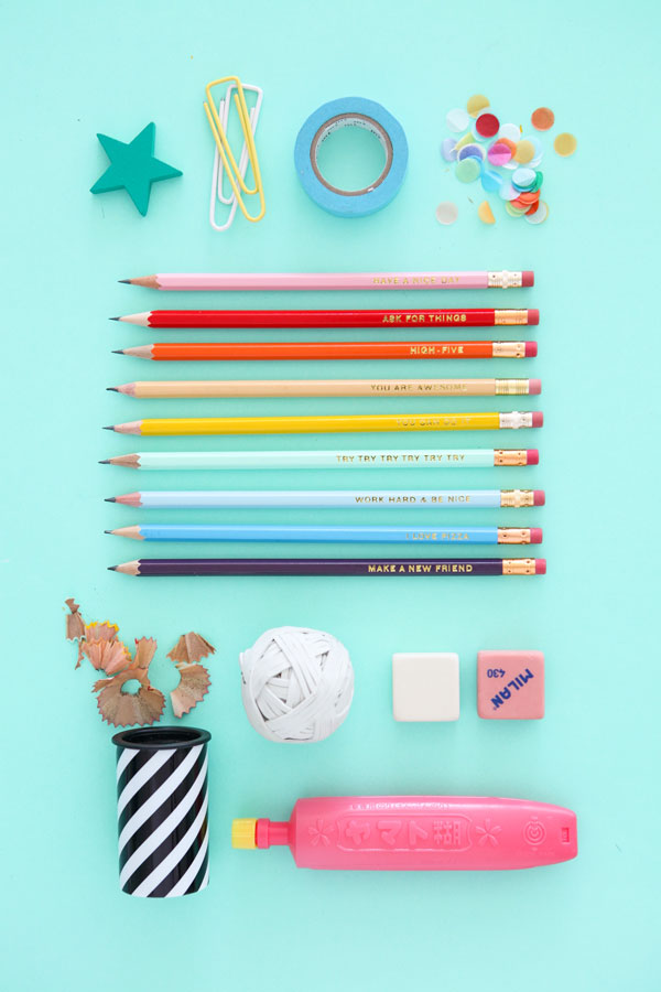 3 Back to School Projects | Oh Happy Day!