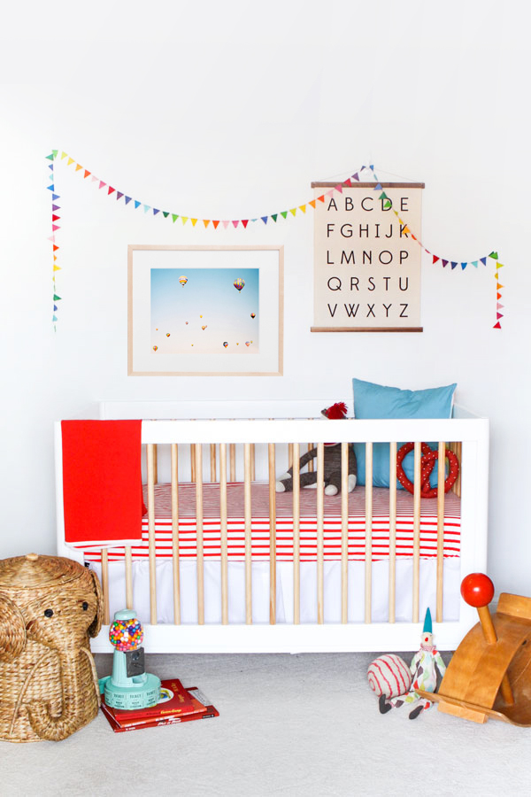 Baby Crib: 3 Ways | Oh Happy Day!