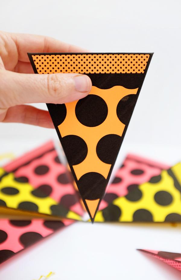 Printable Pizza Treat Pockets   Oh Happy Day!