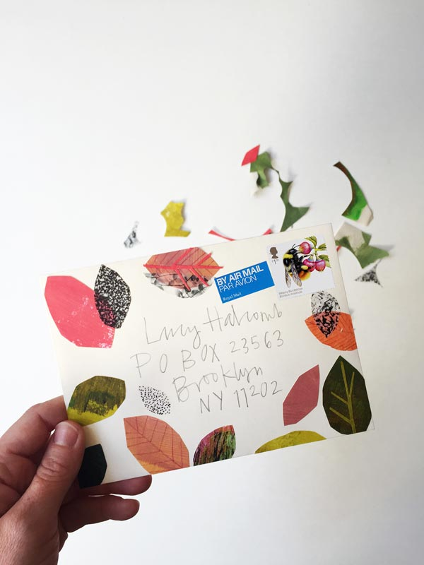 Happy Mail: Autumn | Oh Happy Day!