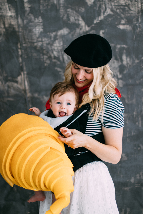 Croissant Baby Costume | Oh Happy Day!