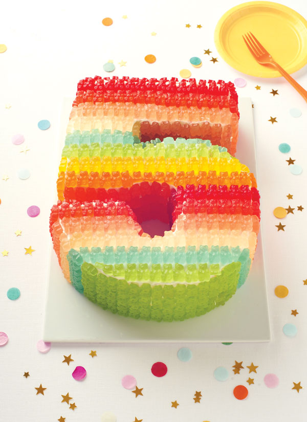 Gummy Bear Cake Diy Celebrate Everything By Darcy Miller