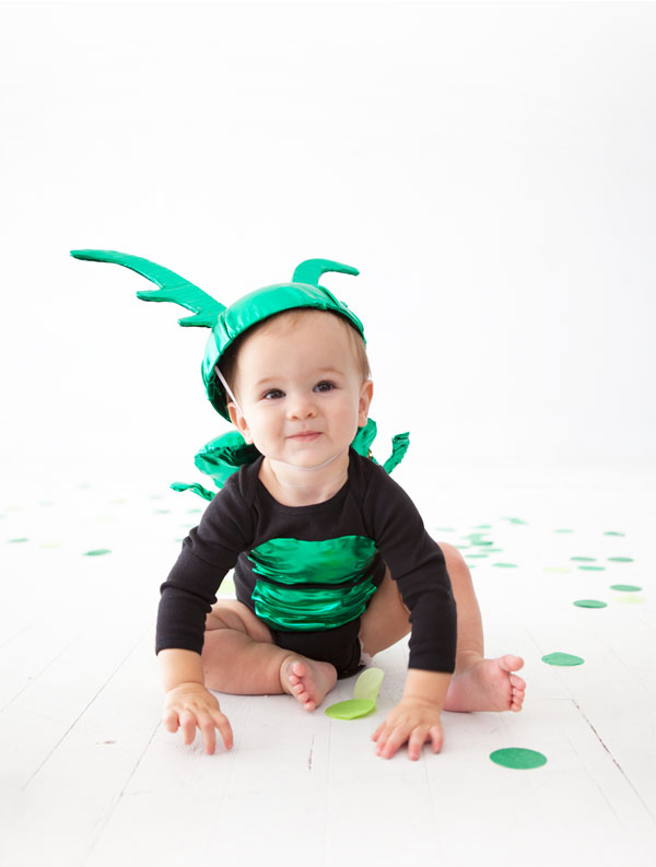 Beetle Baby Costume | Oh Happy Day!