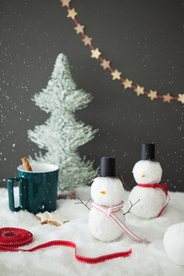 Snowman Surprise Balls | Oh Happy Day!