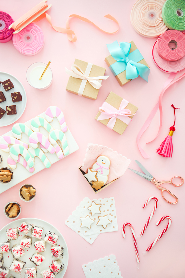 How to Host a Holiday Cookie Exchange | Oh Happy Day!