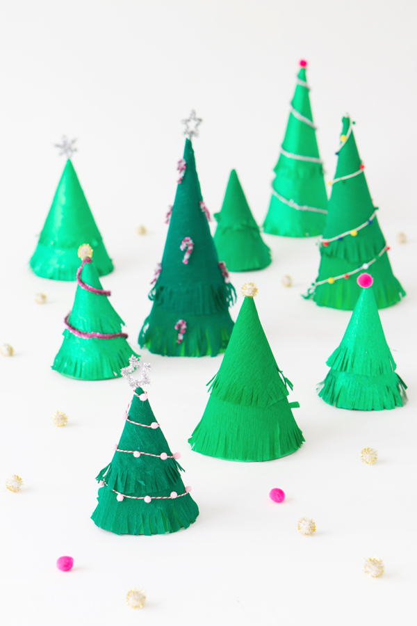 8416784768c46 Christmas Tree Party Hats