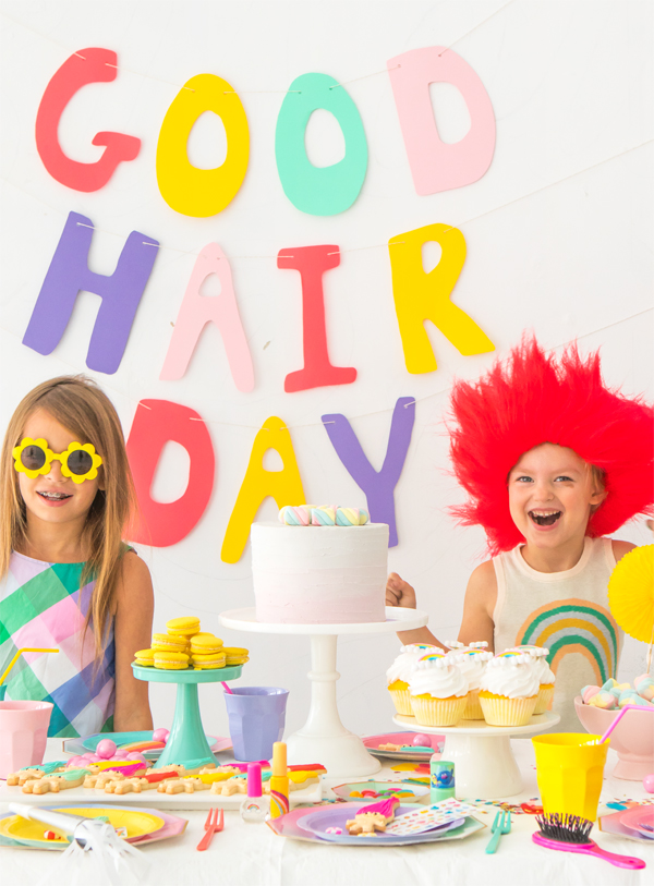 Modern Trolls Party | Oh Happy Day!