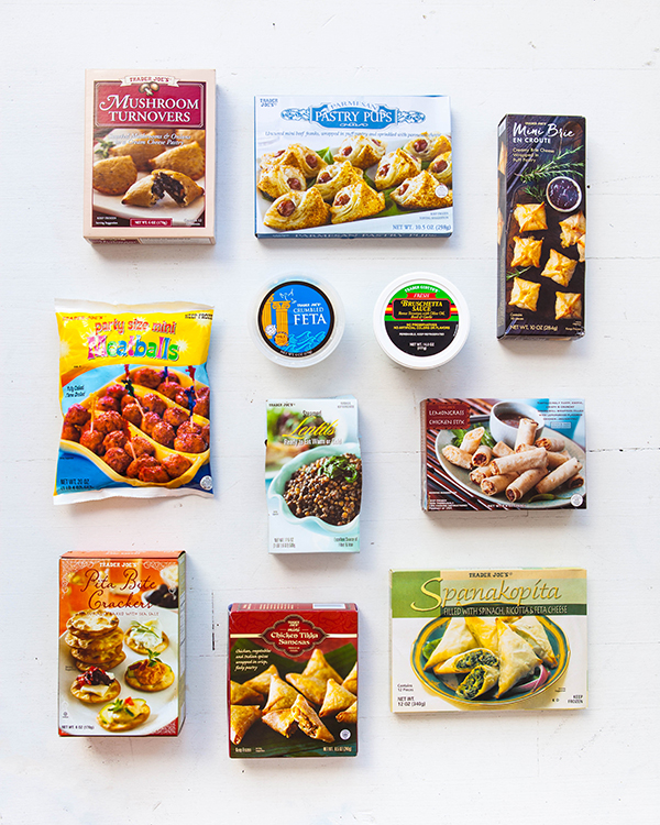 Party Appetizers from Trader Joe's | Oh Happy Day!