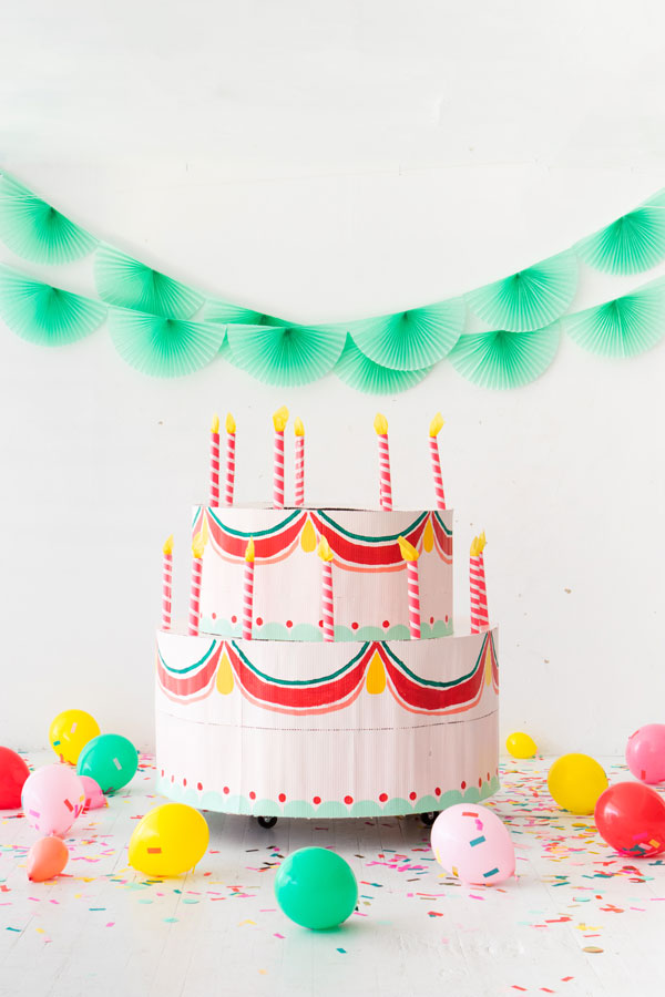 Giant Cake DIY | Oh Happy Day!