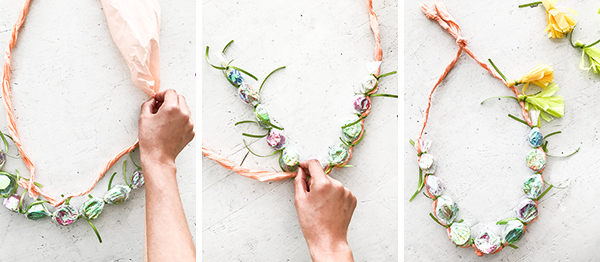 Modern Candy Leis | Oh Happy Day!