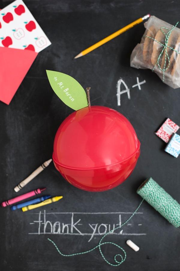 Apple Gifts Packaging DIY