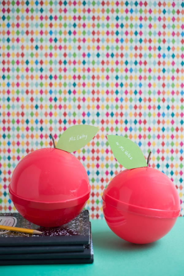Apple Gifts Packaging DIY | Oh Happy Day!