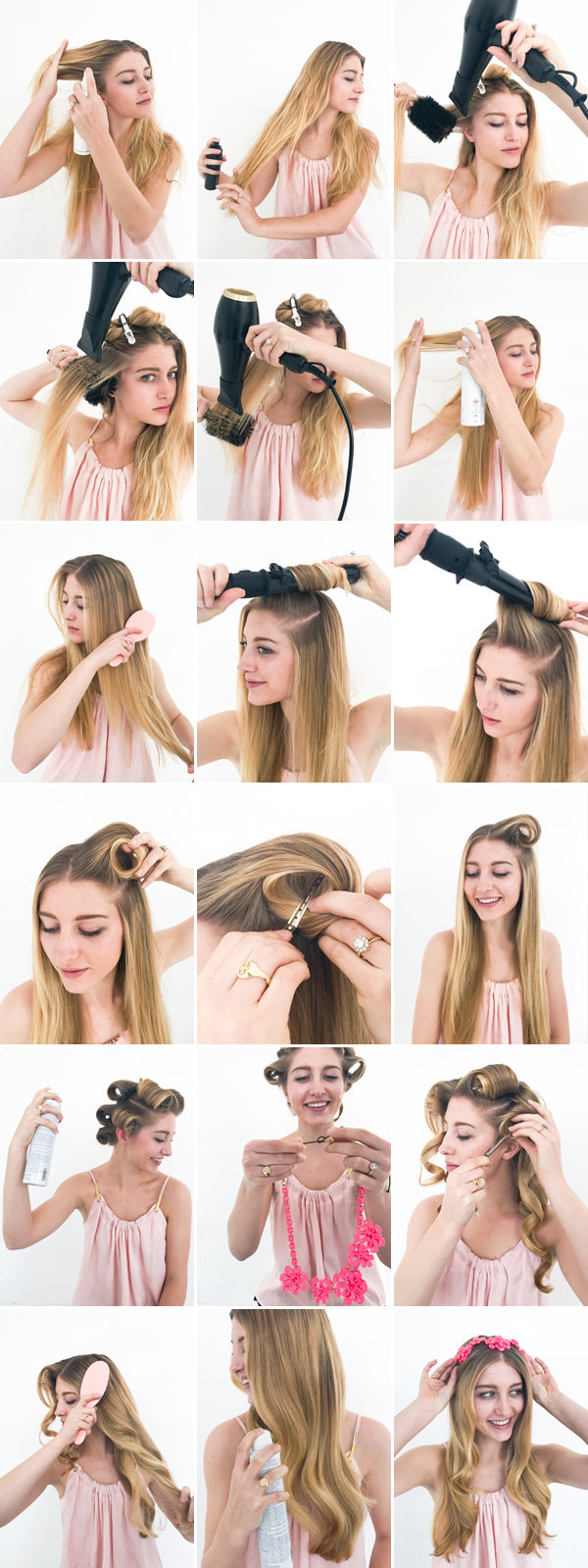 Oh Happy Hair Day: Elie Saab Couture | Oh Happy Day!