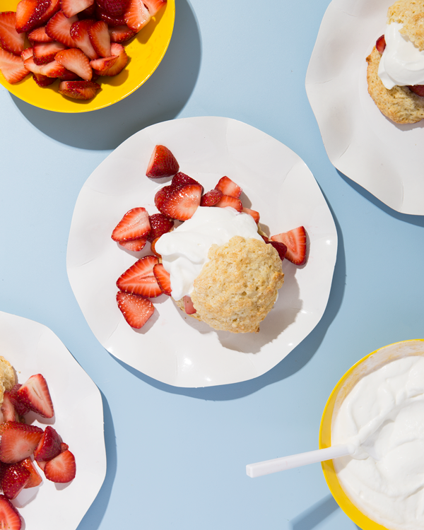 Piece of Cake: Strawberry Shortcake | Oh Happy Day!