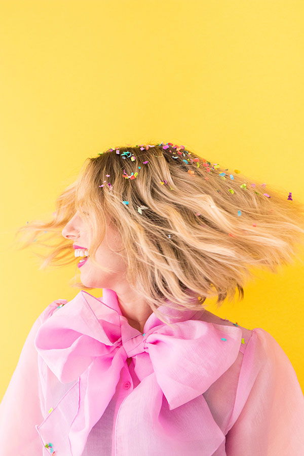 Oh Happy Hair Day : Ashish Couture | Oh Happy Day!