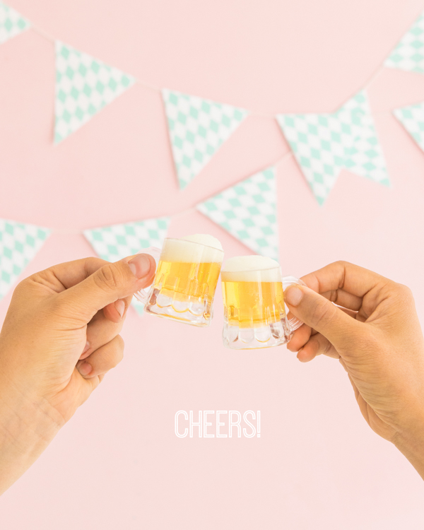 Mini Oktoberfest Party | Oh Happy Day!